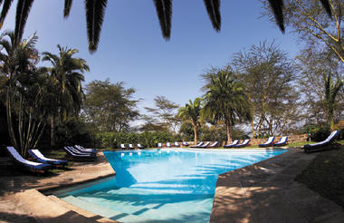 Sarova Lionhill Swimming Pool